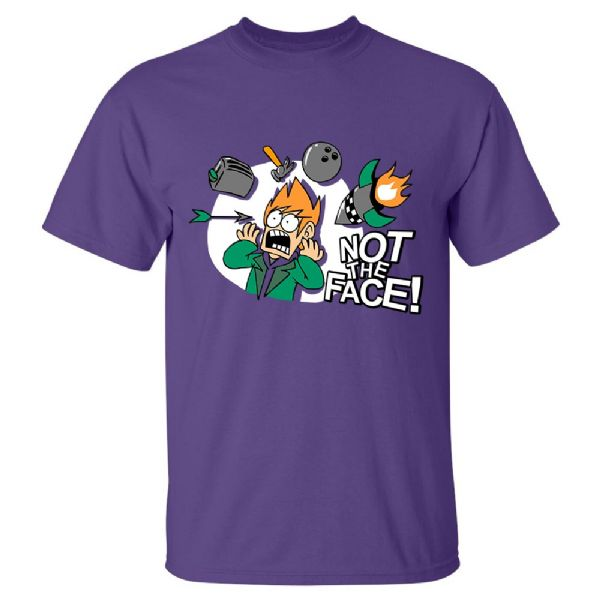 Eddsworld Not The Face! Tee